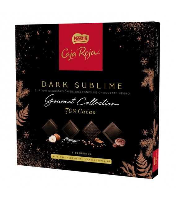 Red Box Dark Sublime Gourmet Collection