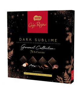 Caja Roja Dark Sublime Gourmet Collection