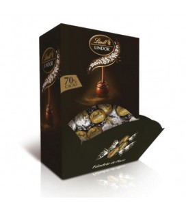 Lindor Dark 70% chocolates 60