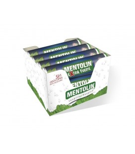 Mentolin Extra Strong candy tube