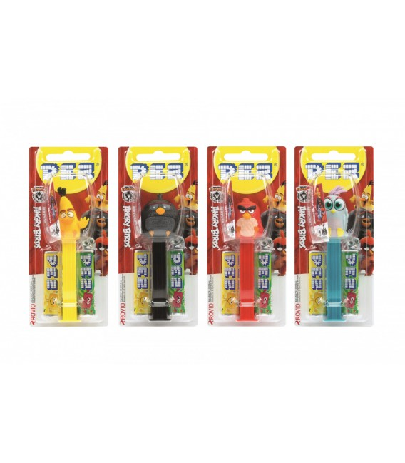 Angry Birds Pez candy dispenser