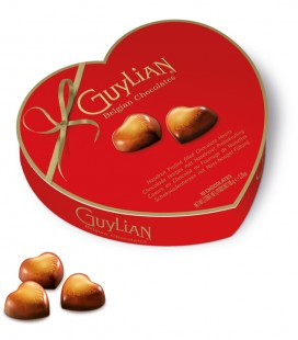 Guylian Heart with chocolates