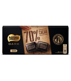 Extrafine chocolate bar 70% Nestle 125 g