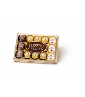 Ferrero Collection T15 chocolates