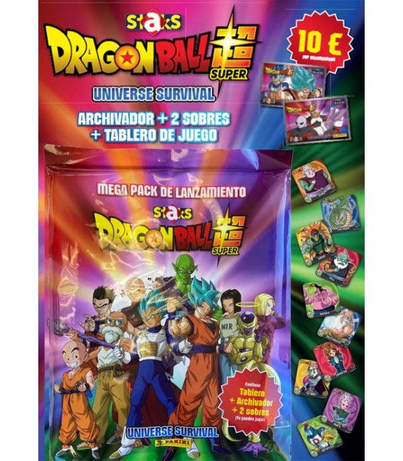 Dragon Ball Super Stacks launch Pack