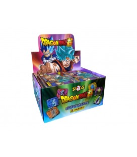 Colección Stacks Dragon Balls Super de Panini