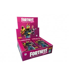 Coleccion Fortnite Reloaded de Panini