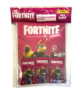 Pack lanzamiento Fortnite Reloaded