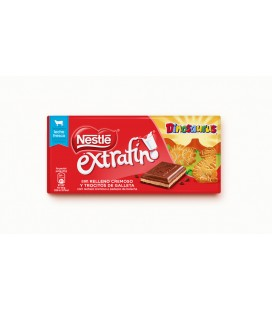 Extrafine Nestle Chocolate with Dinosaurus