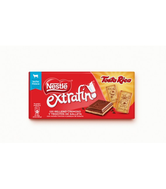 Nestle Extrafine chocolate with Tosta Rica