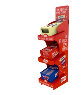 Nestle bars offer pack