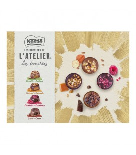 Assorted chocolates L'Atelier Nestle 186 g