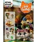 Stick & Stack 44 Cats of Panini