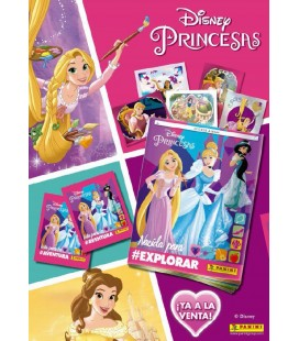 Disney Princess 2020 launch pack of Panini