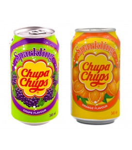 Chupa Chups Drinks pack Grape-Orange