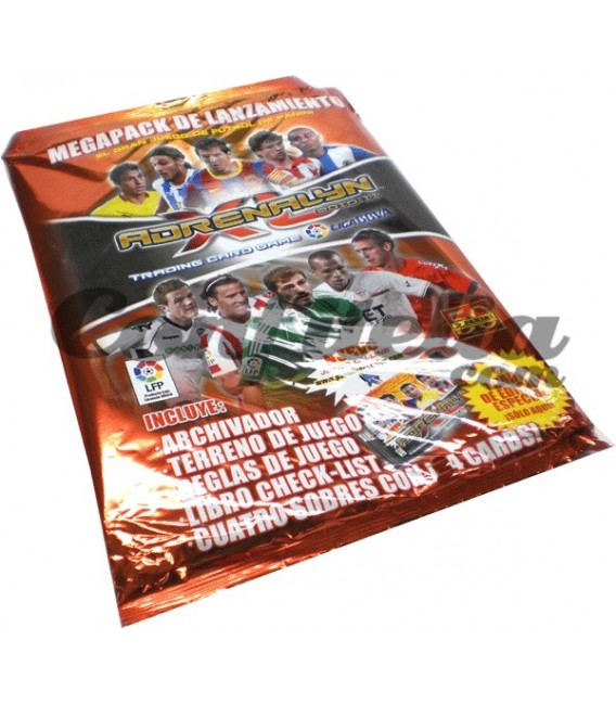 Adrenalyn XL trading cards launch pack