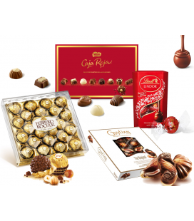 Confitelia Chocolates pack Nr.1