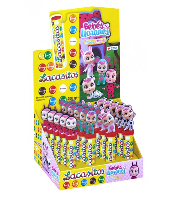 Lacasitos Toy Cry Babys