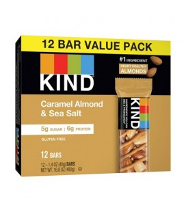 Be-Kind Caramelo-Almendra y Sal 40 g
