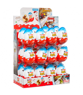 Kinder Joy surprise eggs 36