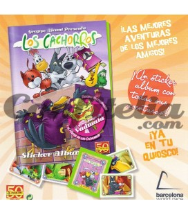 """Panini's """"Los cachorros"""" launch pack"""