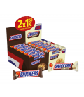 Pack Snickers White