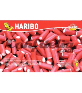 Red Liquorice sticks Haribo