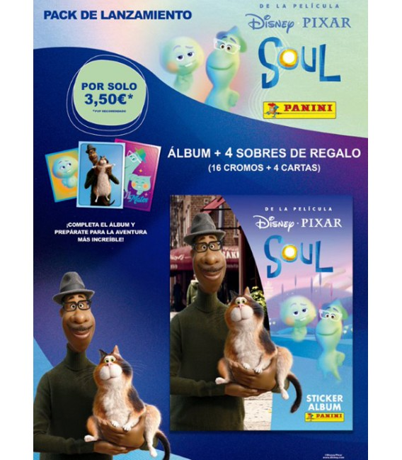 Soul collection launch pack by Panini