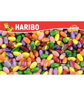 Haribo Jelly Beans dagreed candies