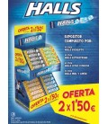 Halls candy balsamic pack.