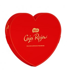 Heart Red Box chocolates