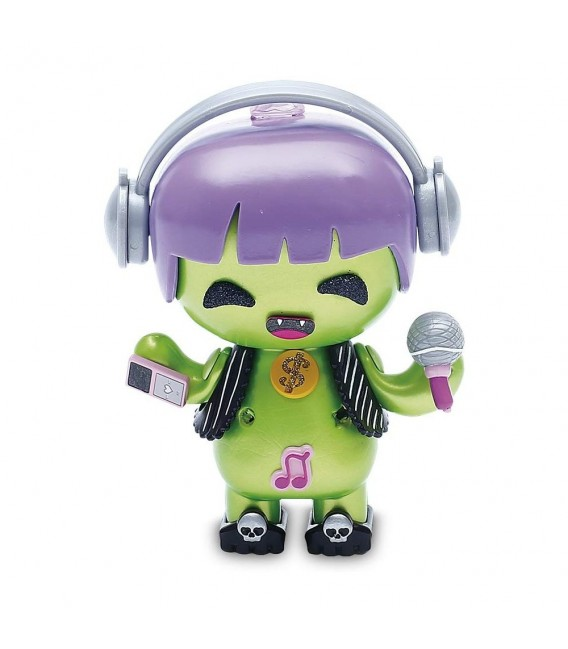 U-HUGS Scratchy Dj doll
