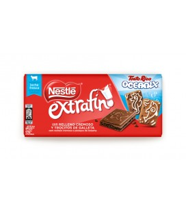 Extrafine chocolate with Oceanix Nestle
