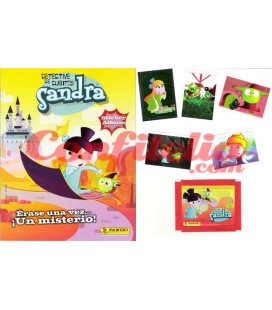 Sandra, tale detective collection launch pack