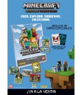Minecraft collection envelopes Panini