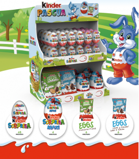 Kinder Easter 2021 pack