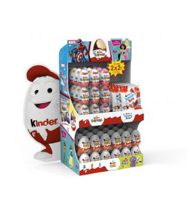 Kinder Surprise offer pack 20%