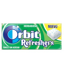 Orbit Refreshers Spearmint gum