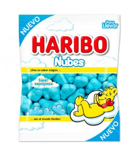Clouds Haribo 80 g