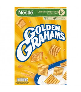 Golden Grahams grains