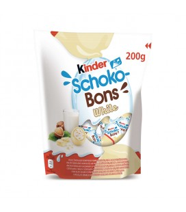 Kinder Schoko-Bons White eggs