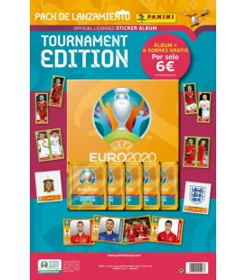 Euro 2020 launch pack of Panini