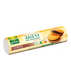 Galletas Sandwich Zero Gullon