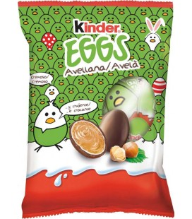 Kinder Eggs Hazelnut