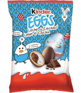 Kinder Eggs Milk