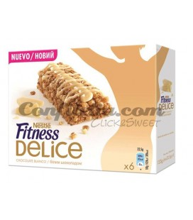 Barrita Fitness Delice White de Nestle