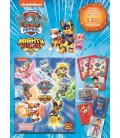 Paw Patrol Mighty Pups launch pack Panini