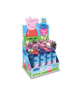 Topper 3D Peppa Pig with candies