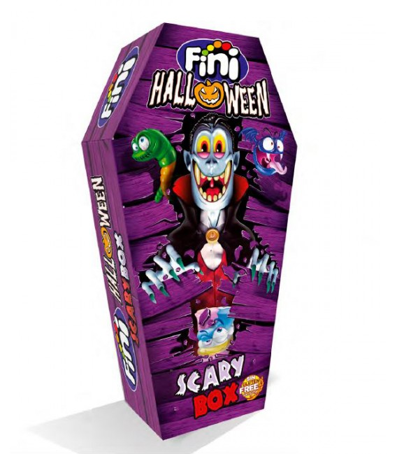 Scary Box sweets Coffin