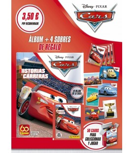 Cars Antology launch pack Panini